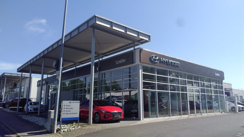Hyundai bei Sonntag & Partner